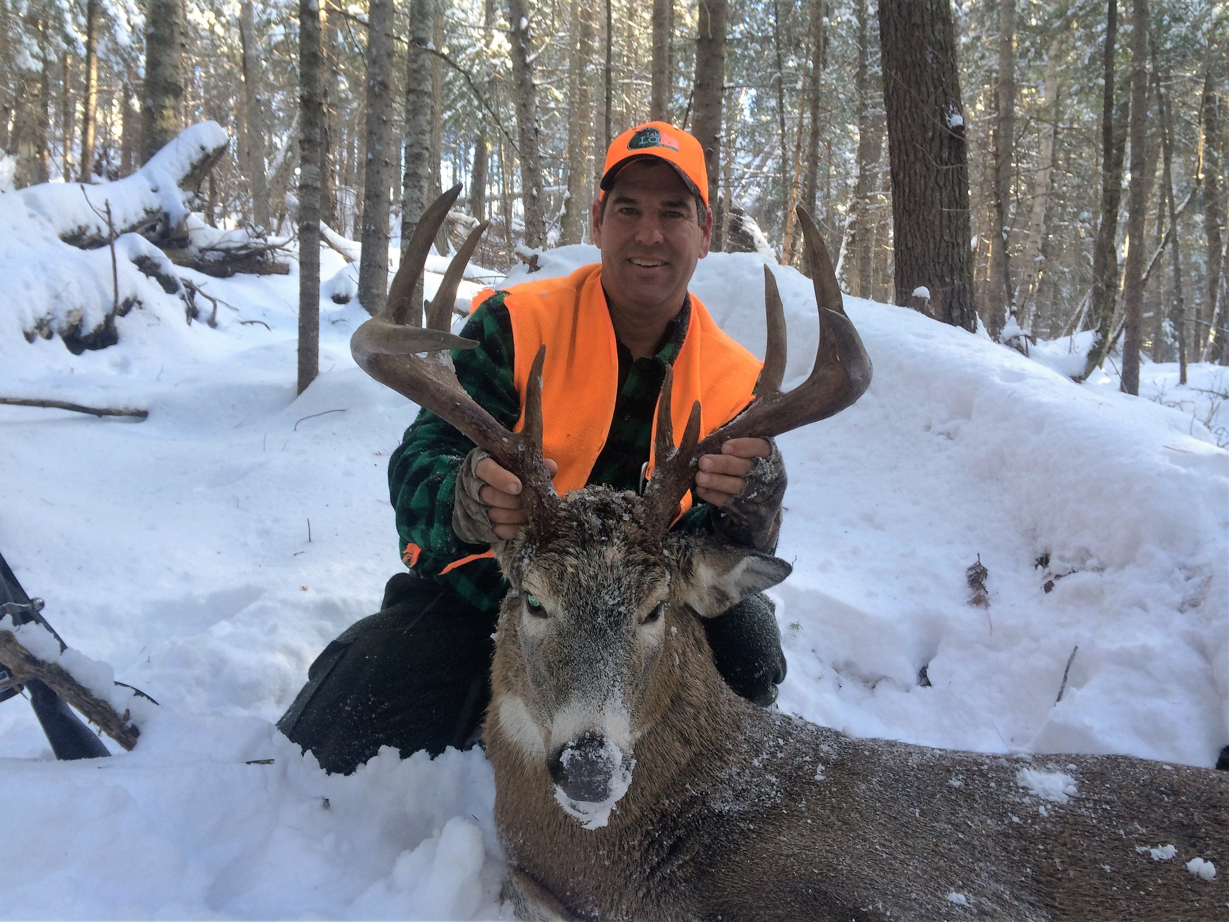 Big Woods Bucks Techniques And Tactics For Hunting White